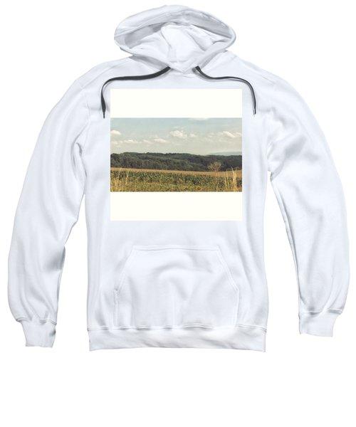 #sonnenblumenfeld #felder #sommer2015 Sweatshirt