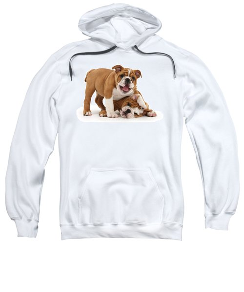 Sorry, Didn't See You There Sweatshirt