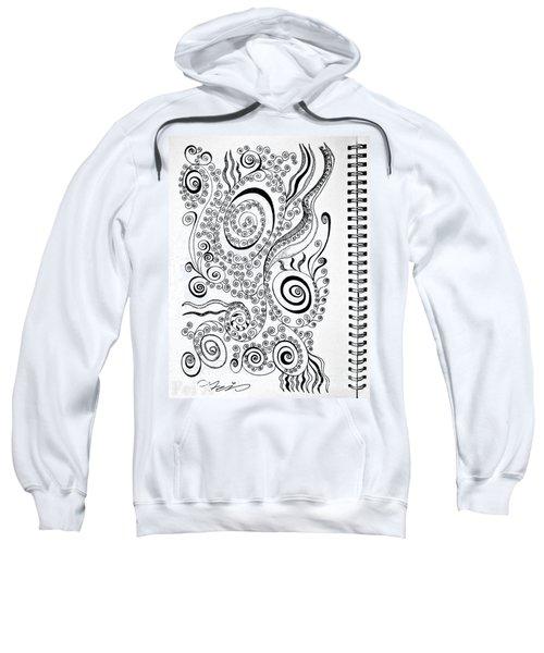 Sound Of The Lines Sweatshirt