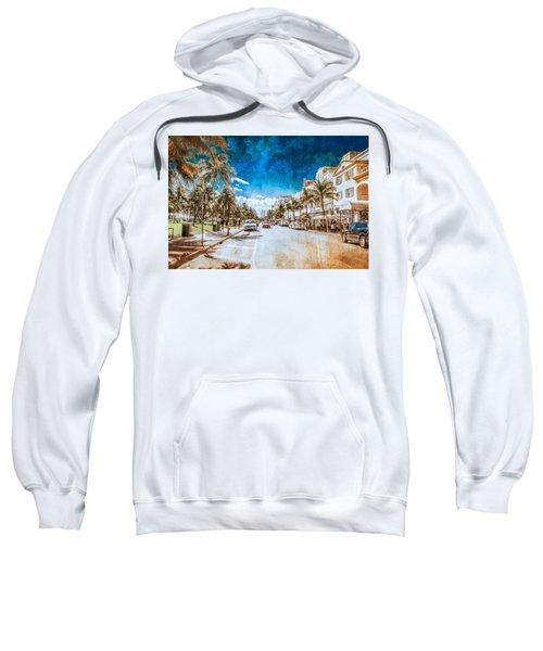 South Beach Road Sweatshirt