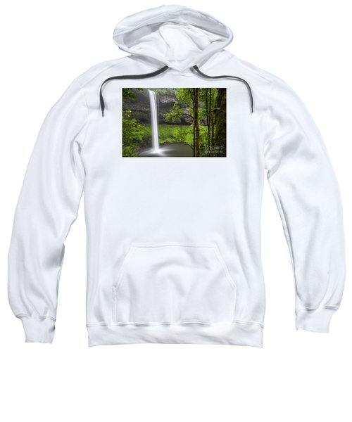 South Falls In Silver Falls State Park Sweatshirt