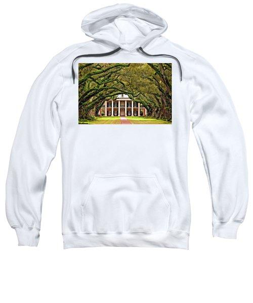 Southern Class Painted Sweatshirt