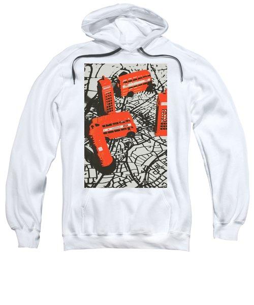 Souveniring Capital England  Sweatshirt