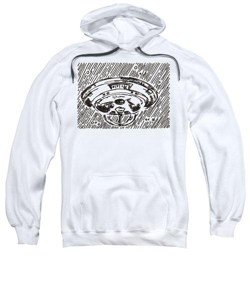 Space 2 2015 - Aceo Sweatshirt
