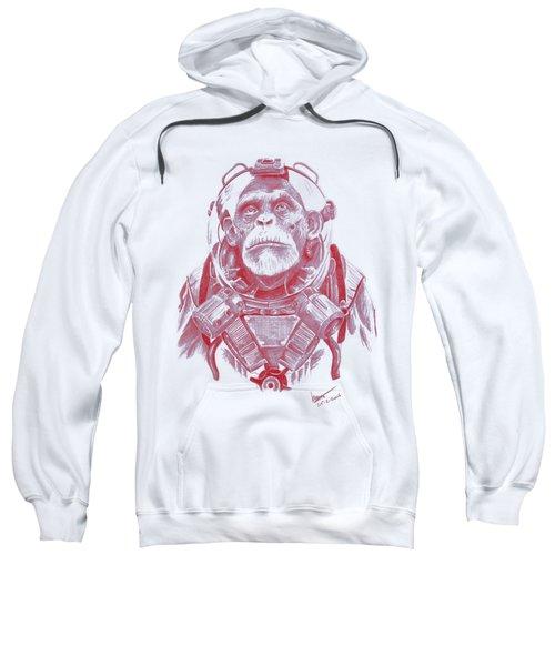 Space Chimp Sweatshirt