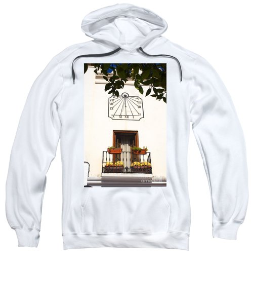 Spanish Sun Time Sweatshirt