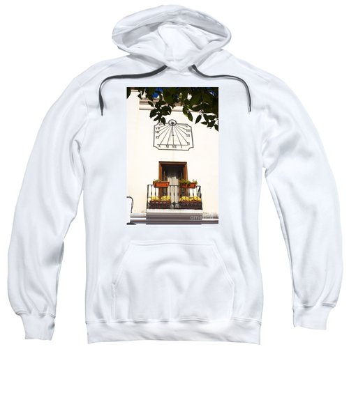 Spanish Sun Time Sweatshirt