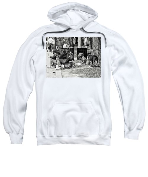 Spare Change Sweatshirt