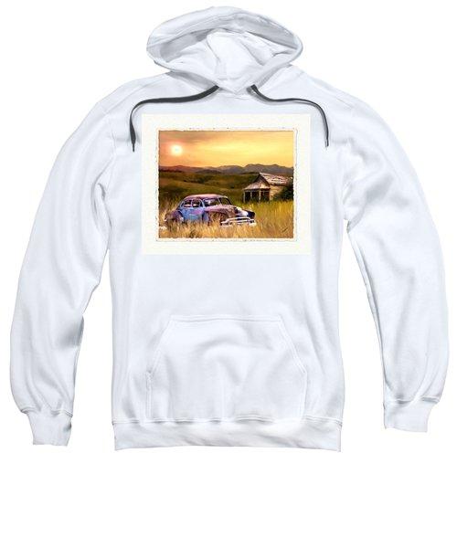 Spent Sweatshirt