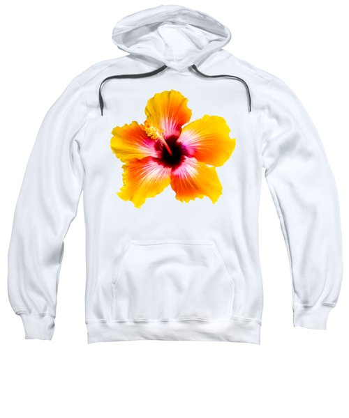 Spin The Bottle Hibiscus Sweatshirt
