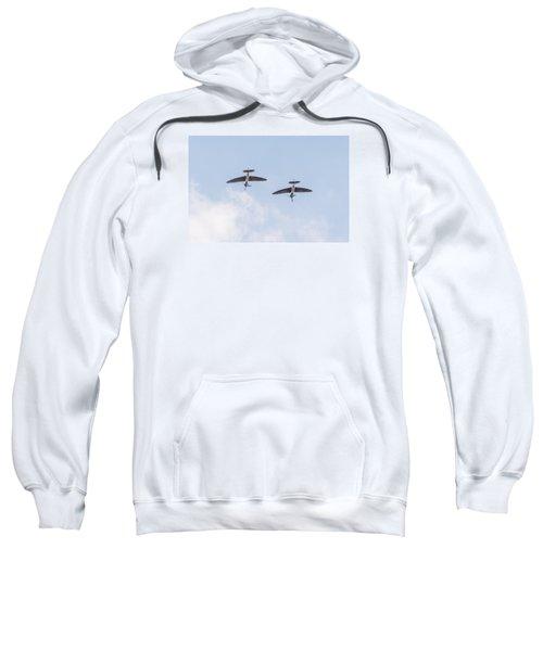 Spitfires Loop Sweatshirt by Gary Eason