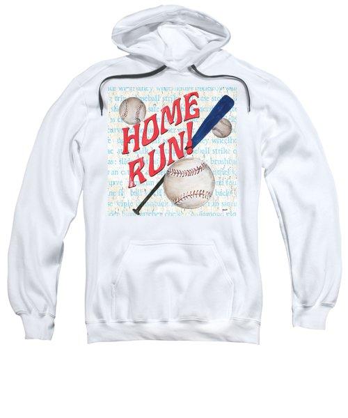Sports Fan Baseball Sweatshirt