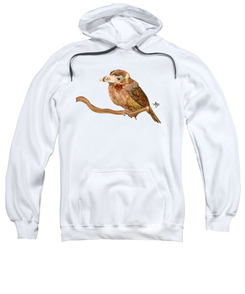 Spot-billed Toucanet Sweatshirt