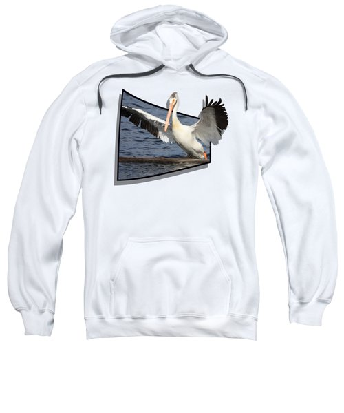 Spread Your Wings Sweatshirt by Shane Bechler