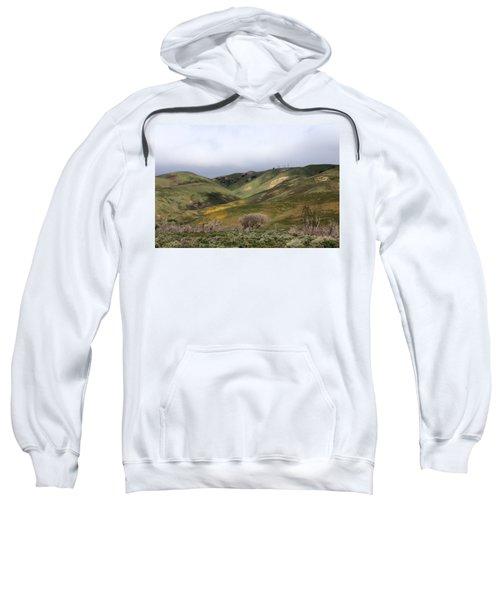 Spring At Door Sweatshirt