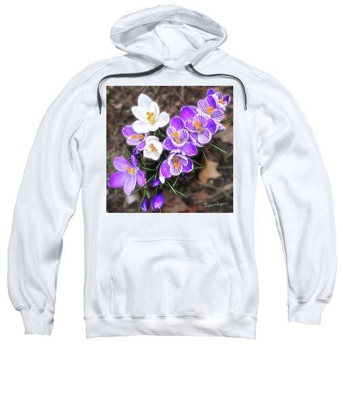Spring Beauties Sweatshirt