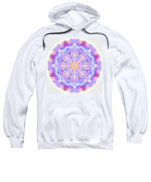 Spring Energy Mandala 3 Sweatshirt