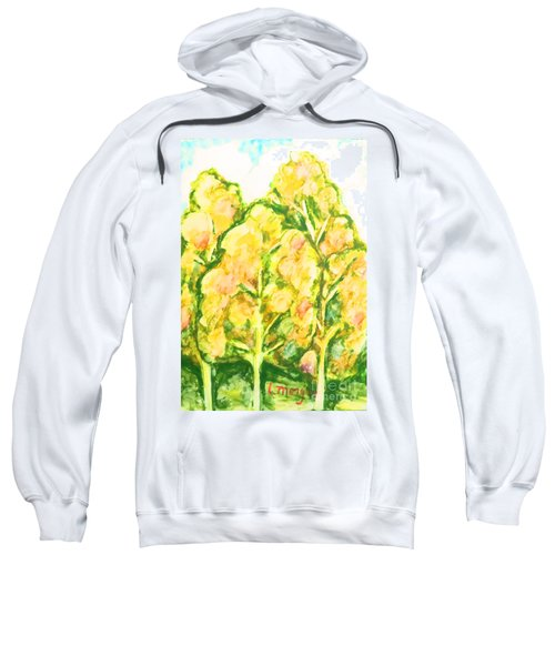 Spring Fantasy Foliage Sweatshirt