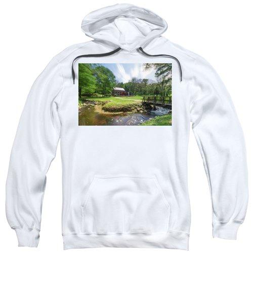 Spring In Sudbury Sweatshirt