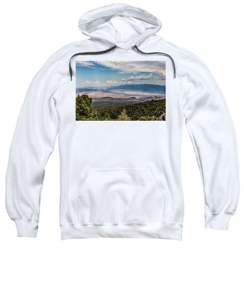 Spring Mountains Desert View Sweatshirt