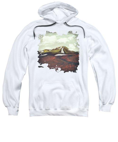 Spring Thaw Sweatshirt by Katherine Smit