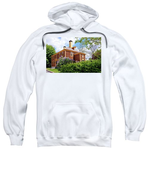 Springtime At Folsom Tavern Sweatshirt
