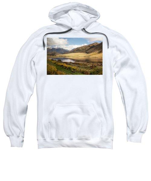Springtime In New Zealand Sweatshirt