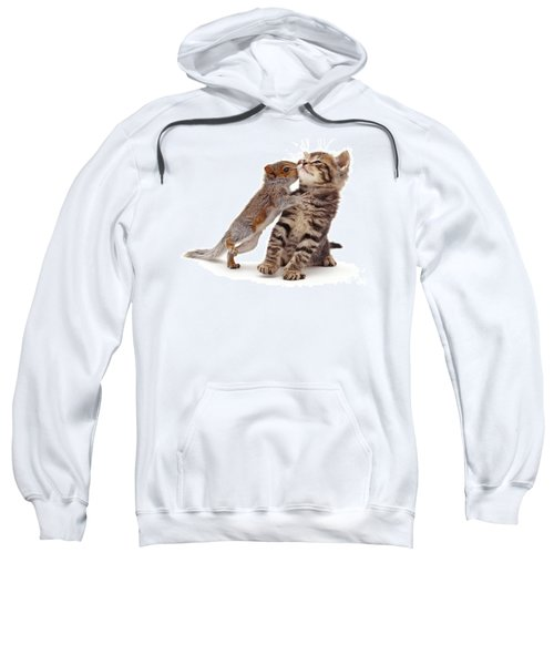 Squirrel Kiss Sweatshirt