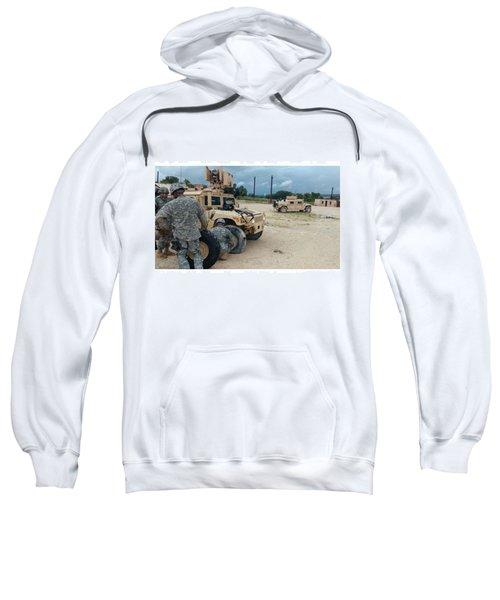 Ssg Carey's Famous Last Words: what Sweatshirt