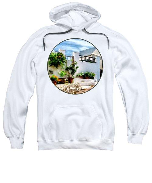 St George Bermuda - Sunny Street Sweatshirt