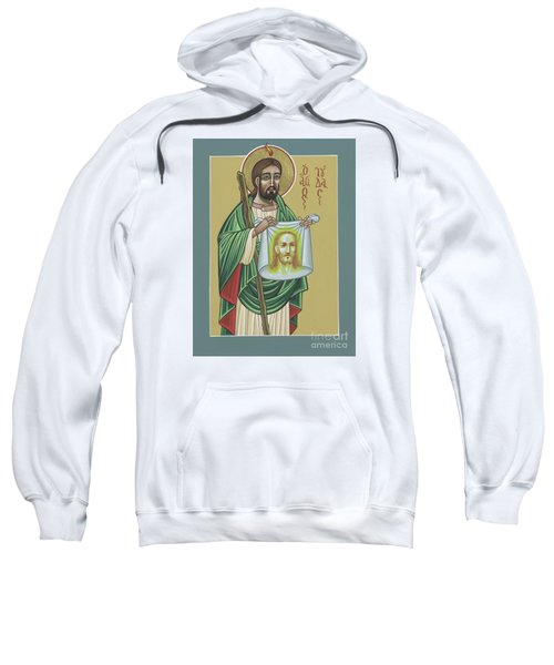 St Jude Patron Of The Impossible 287 Sweatshirt