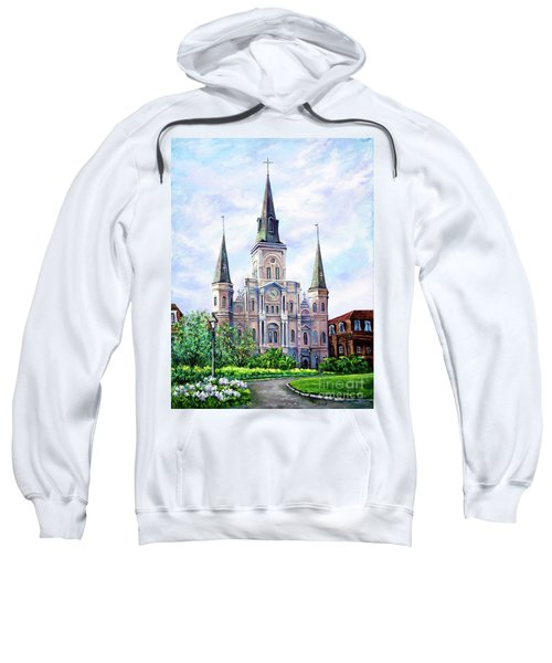 St. Louis Cathedral Sweatshirt