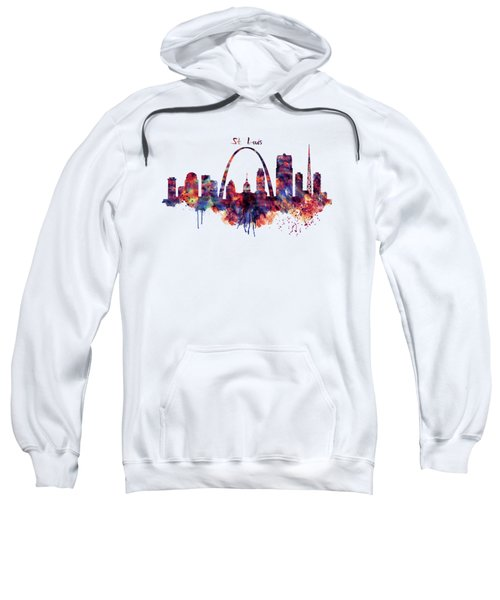 St Louis Skyline Sweatshirt