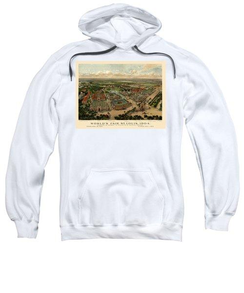 St. Louis Worlds Fair 1904 Sweatshirt