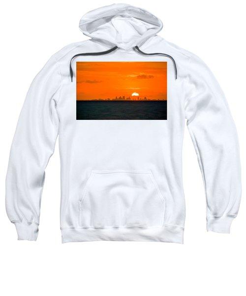 St. Pete Fireball Sweatshirt