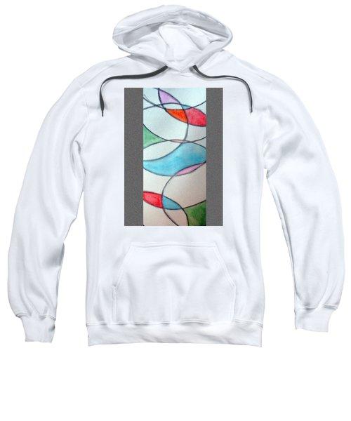 Stain Glass Sweatshirt