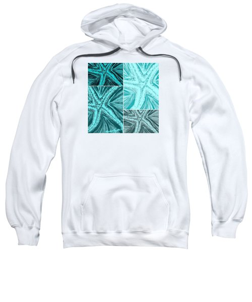 Starfish Pop Art Sweatshirt