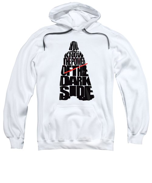 Star Wars Inspired Darth Vader Artwork Sweatshirt