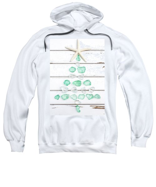 Starfish Christmas Tree Sweatshirt