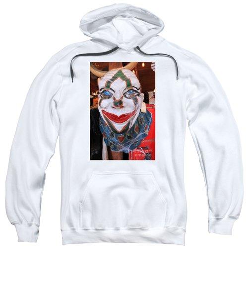Staring Back At You Sweatshirt