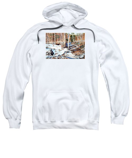 Start Of The Journey Sweatshirt
