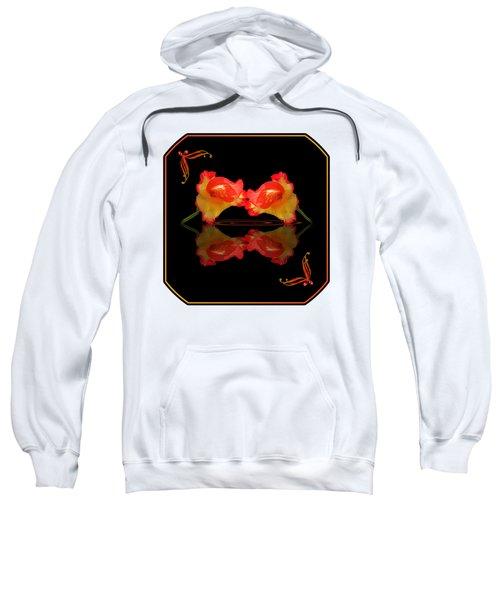 Steamy Hot Lips  Sweatshirt