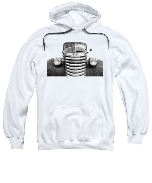 Still Going Strong - Black And White Sweatshirt