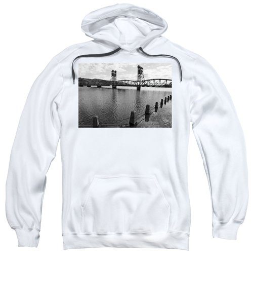 Still Waters In Stillwater Sweatshirt