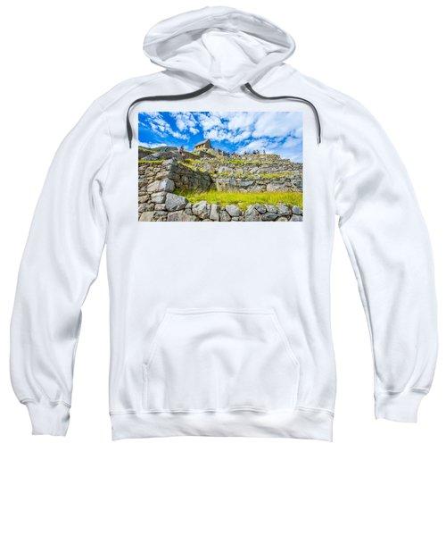 Stone Walls Sweatshirt