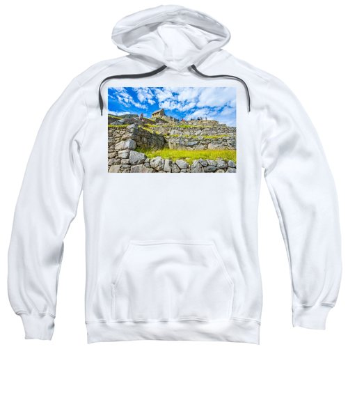 Stone Walls Sweatshirt