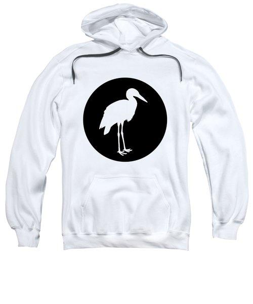 Stork Sweatshirt by Mordax Furittus