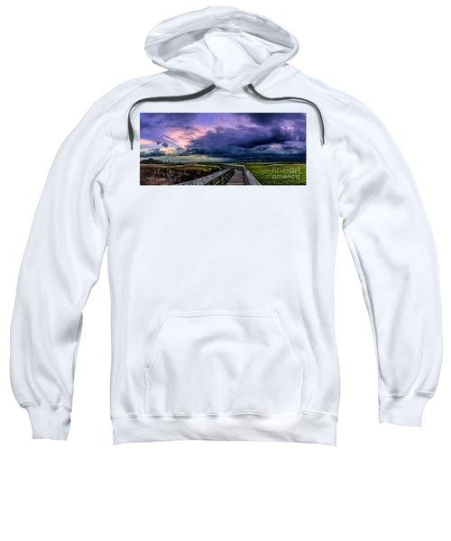 Storm Clouds Sweatshirt