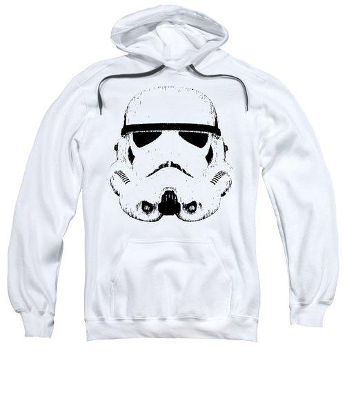 Stormtrooper Helmet Star Wars Tee Black Ink Sweatshirt