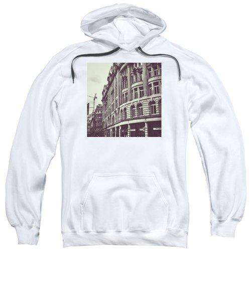 Streets Of London Sweatshirt by Trystan Oldfield